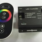 Touch Wheel RGB Controller