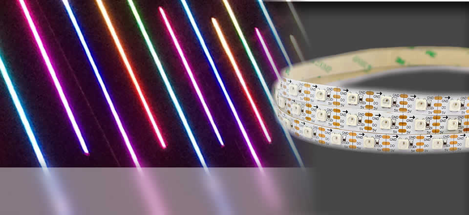 LEd Digital Tape